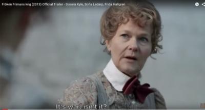 Dagmar Friman je trdno verjela v enakopravnost, ne pa tudi enakost spolov (Foto: YouTube)