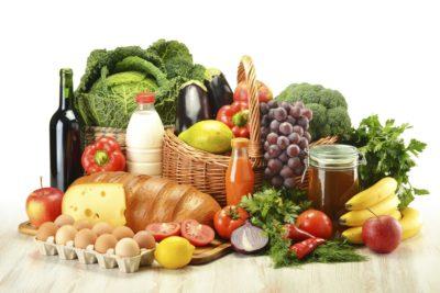 Najbolj bogata z vitamini je hrana lokalnih pridelovalcev (Foto: iStock)