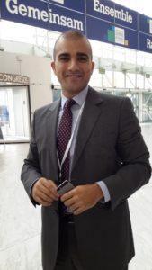 Anthony Nachar, libanonski politik (foto: V.V.).
