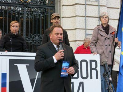 Odbor2014: Slovenija mora kreniti na pot normalnosti 2