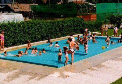 Otroški bazen v devetesetih. (Foto: arhiv Našega časopisa)