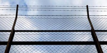 zapor, ograja