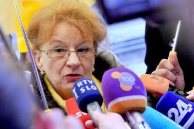 Metka Zevnik (foto: STA).