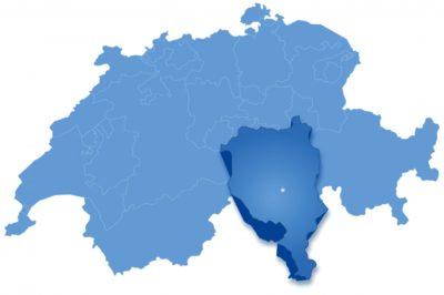 Izpostavljen je italijansko govoreči kanton Ticino (Foto: iStock).