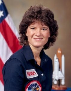 Sally Ride (Foto: Wikipedia)