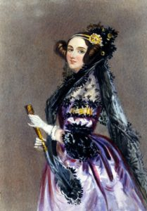 Augusta Ada, Countess Lovelace (Foto: Wikipedia)