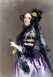 Augusta Ada, Countess Lovelace (Foto: Wikipedia)
