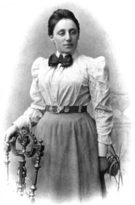 Amalie »Emmy« Noether (Foto: Wikipedia)