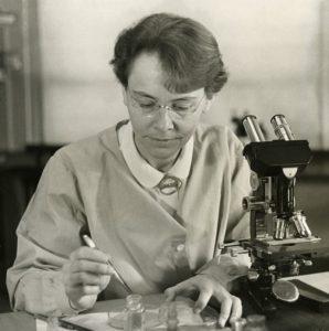 Dr. Barbara McClintock (Foto: Wikipedia)
