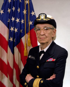 Grace Murray Hopper (Foto: Wikipedia)