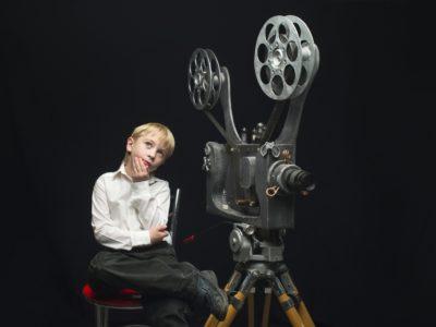 Letos bodo v sklopu Liffa potekale tudi filmske delavnice za otroke (foto: iStock).