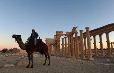 Damask, mesto v Siriji, ki mu grozi popolno uničenje (foto:STA)