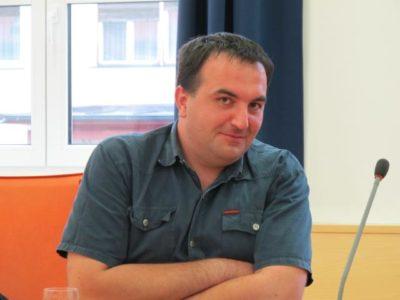 Saša Pelko. Foto: STA