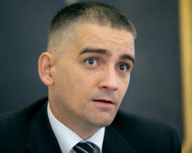 Bernard Brščič. Foto: STA