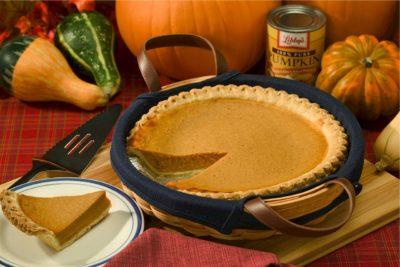 Bučna pita (Pumpkin pie). Foto: Pixabay
