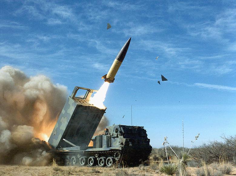 MGM-140 vojaški raketni sistem (foto: Wikimedia Commons).