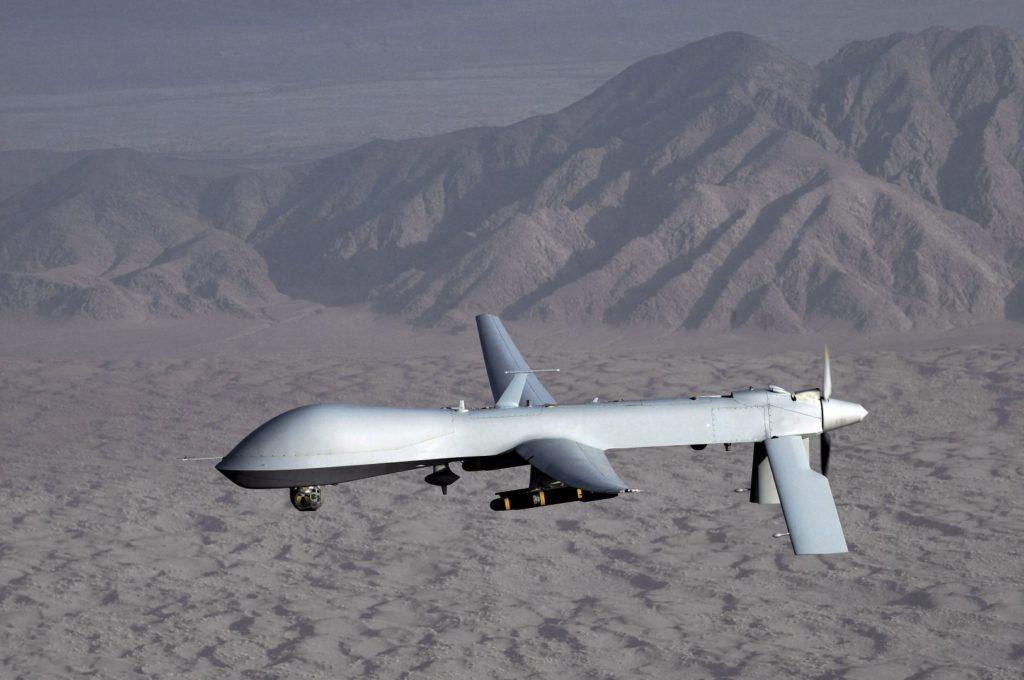 Dron MQ-1 Predator (foto: epa)