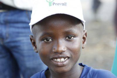 Deček, ki mu ej cepivo rešilo življenje (foto: epa).