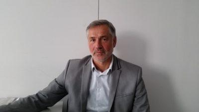 Iztok Ivančič, predsednik društva DOOR (foto: N. K.).