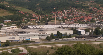 Tovarna Impol v Slovenski Bistrici (foto: printscreen/youtube)