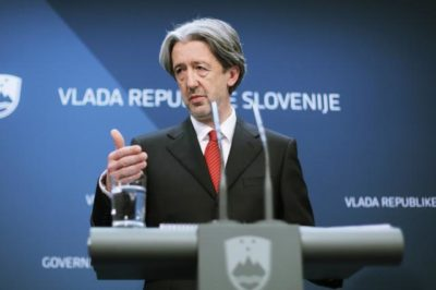 Državni sekretar na MNZ Boštjan Šefic (Foto: STA)