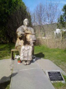 Spomenik Vange. Foto: Wikimedia commons
