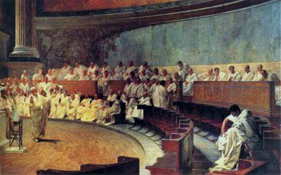 Rimski senat, Foto: Wikimedia Commons