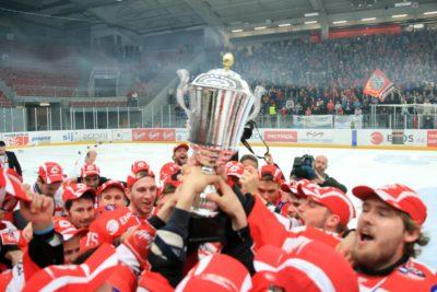 Lani so Jeseničani v državnem prvenstvu premagali večne rivale iz Ljubljane (foto: uradna stran kluba).