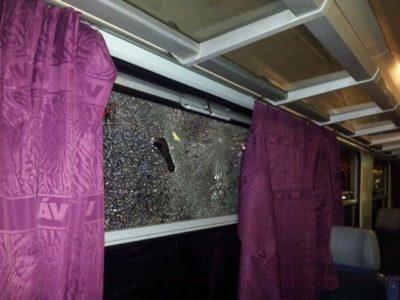 Fotogalerija: Grozljivo razdejani in umazani vlaki po prevozu migrantov 2