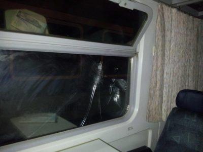 Fotogalerija: Grozljivo razdejani in umazani vlaki po prevozu migrantov 8