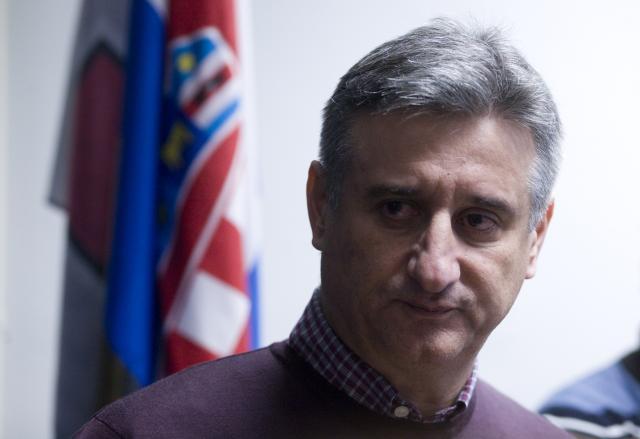 Tomislav Karamarko (foto: STA).