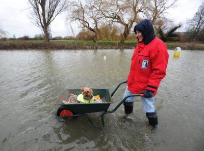 Poplave v Yorku (Foto: epa)