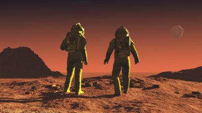 Misije na Mars do leta 2018 zagotovo ne bodo izvedli (foto: iStock).