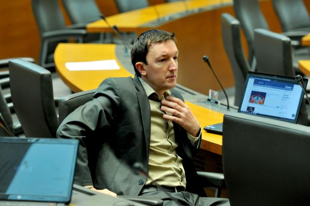 Tomaž Lisec (foto: STA).