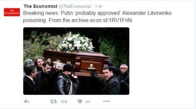 Vir: The Economist/Twitter