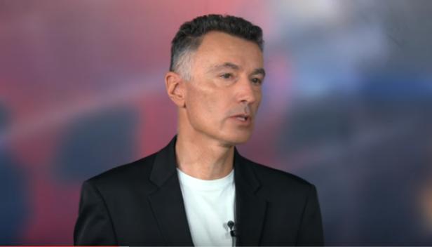 Bojan Dobovšek (foto: Nova24tv).
