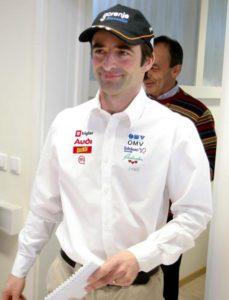 Franci Petek je dolgo časa uspešno opravljal vlogo športnega direktorja (foto: sta).