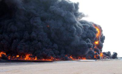 Islamska država v grozovitem napadu na Sirte, Libija. Foto: epa