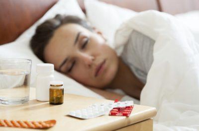 Pijte veliko tekočine in počivajte (foto: iStock).