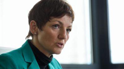 Maja Makovec Brenčič (Foto: STA)
