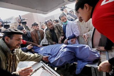 Peshawar. Foto: epa