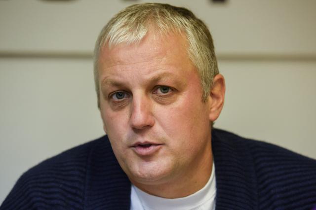 Aleš Primc (foto: STA).
