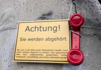 Nemški socialisti želijo onemogočiti delo skrbnikov Stasi dokumentov 1