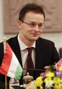 Peter Szijjarto. Foto: epa