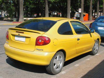 Renault Megane Coupe. Foto: wikimedia commons. Slika je simbolična