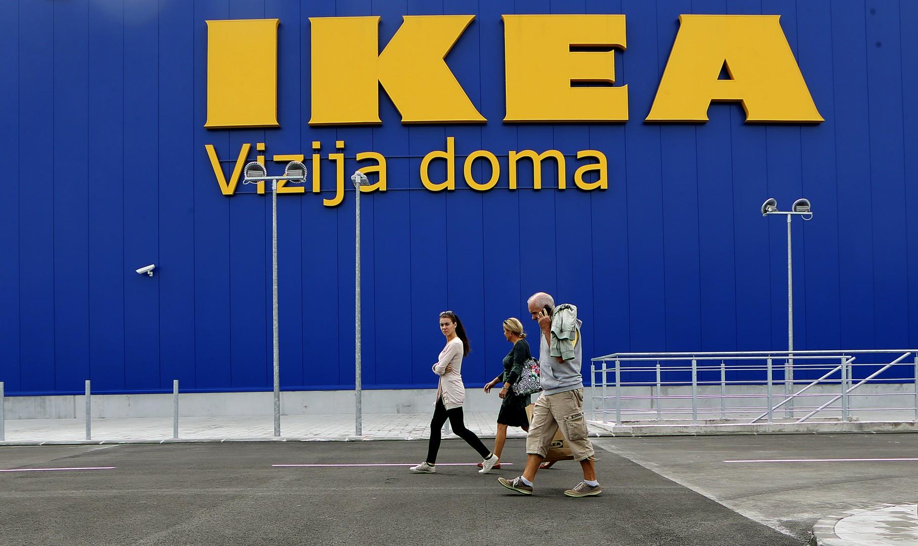 Ali bodo Švedi zaradi slovenskih političnih zdrah opustili gradnjo svojega trgovskega centra v Sloveniji? (Foto: Epa)