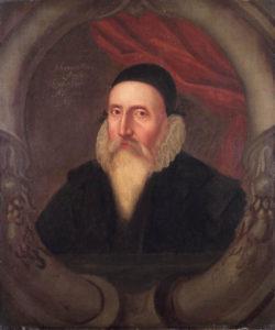 John Dee; Foto: Wikimedia Commons