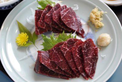 Kitovo meso na krožniku (Foto: epa)