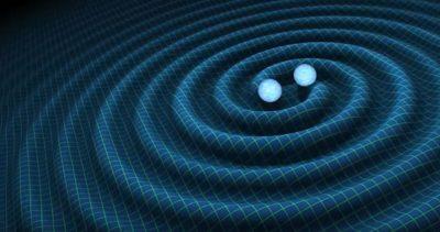 Gravitacijski valovi; Vir: Youtube