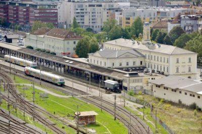 Železniška postaja Ljubljana (foto: STA)